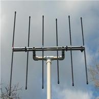 Elk Antennas – Portable Log Periodic Antennas